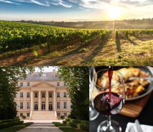 medoc wine tour weekend
