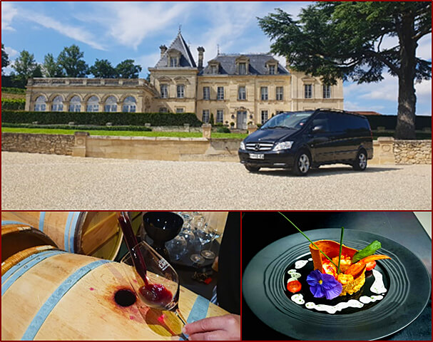 Bordeaux Business Travel - Agence de voyages - Visite & Wine tour Médoc